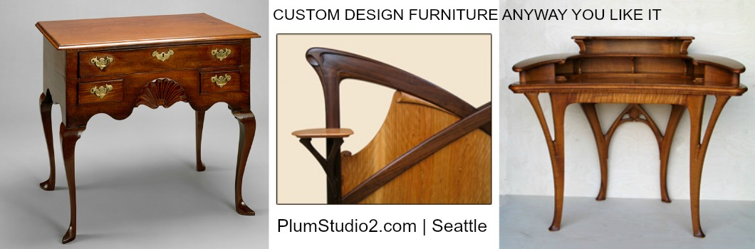 Unique furniture design seattle for Furniture refinishing seattle