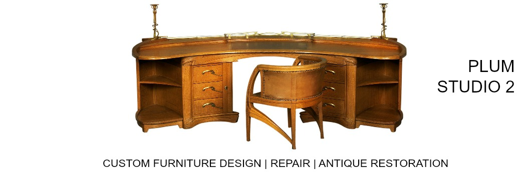 Home » Plum Studio   Antique Restoration Sensitive Furniture Repair