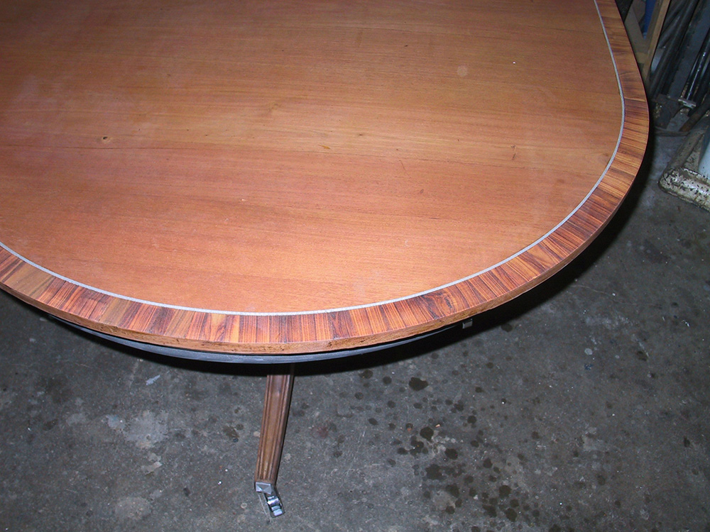 Plum Studio Antique Restoration & Custom Furniture Dining Table Dining Table 016 Seattle, WA