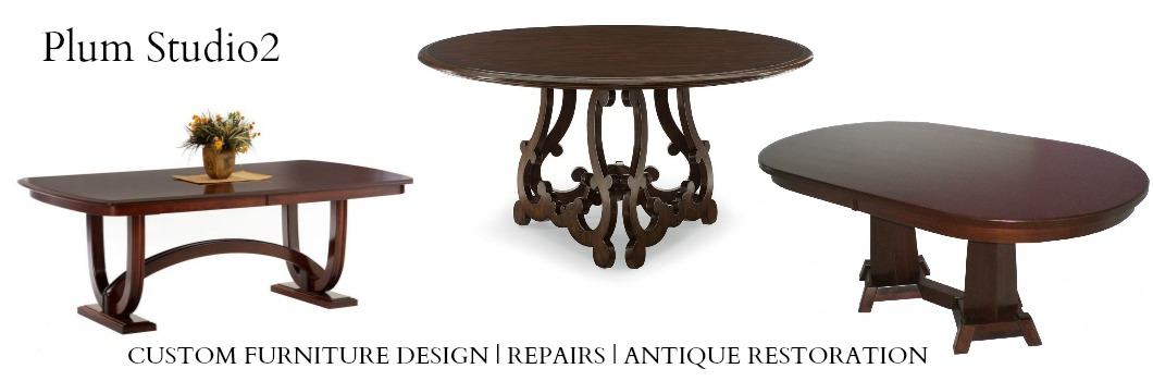 Plum Studio - Antique Restoration Sensitive Furniture Repair